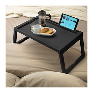 Tray with ipad